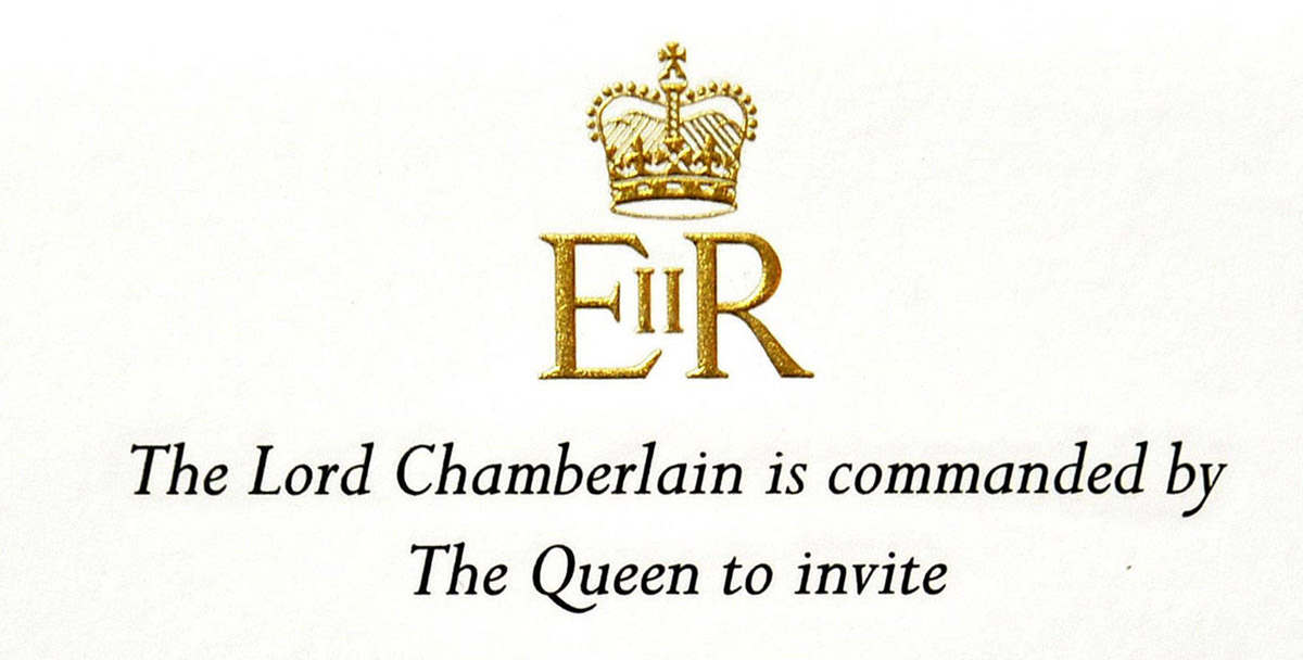 logo si font folosit la invitatia regala