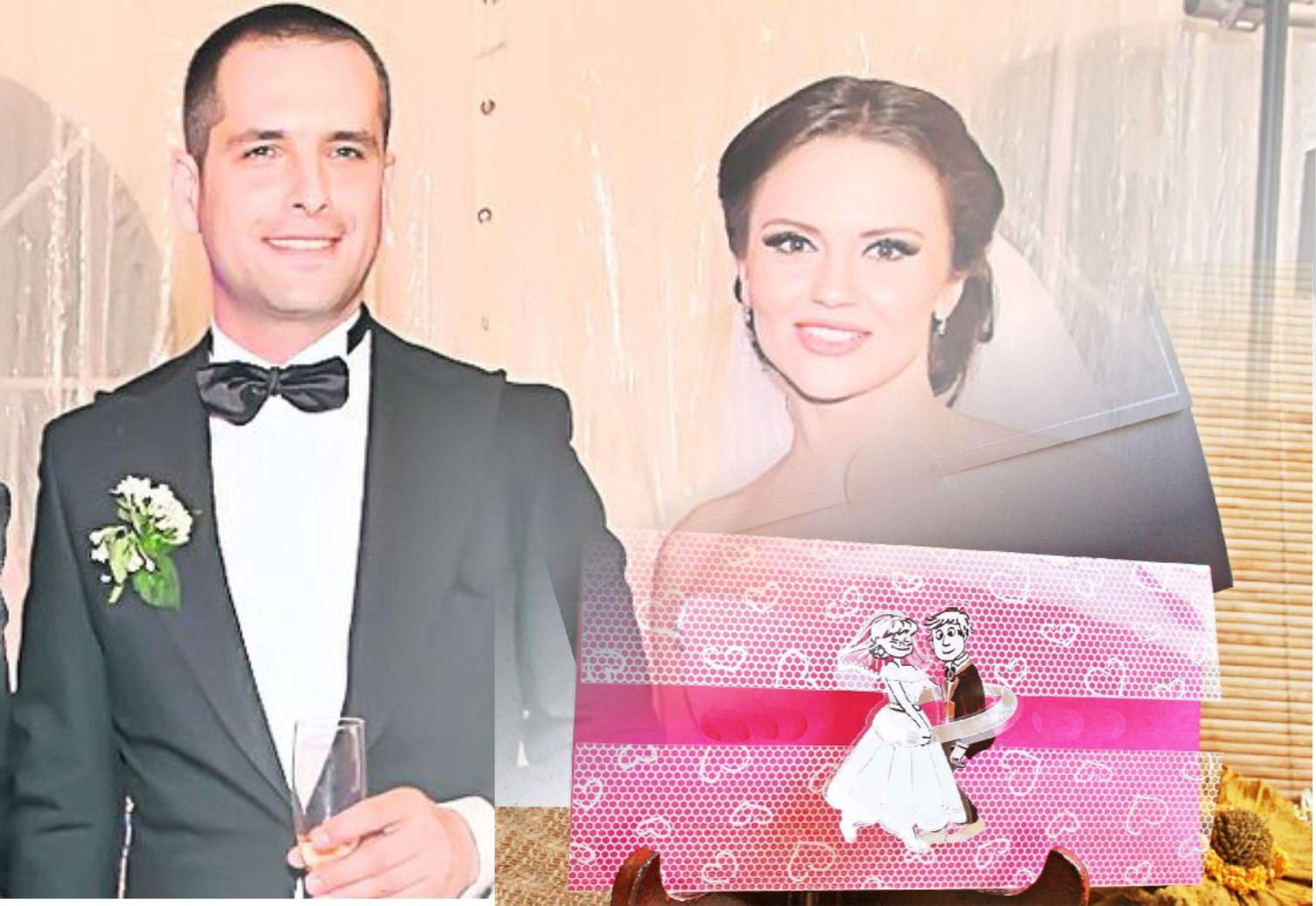 Invitatia de nunta aleasa de Madalin Ionescu