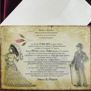 invitatie nunta 5392